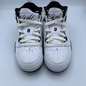 Nike Jordan Flight 9 size 4.5y 6 women's